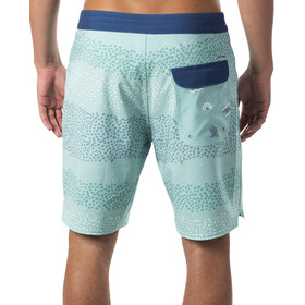 Rip Curl Mirage Conner Salty Boardshorts Heren, teal